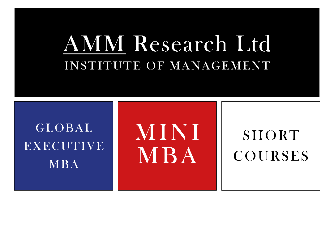 AMM Research Ltd